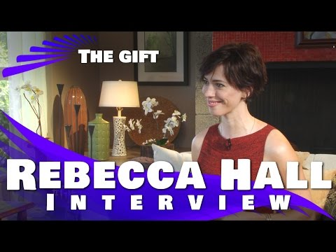 Rebecca Hall Interview - The Gift