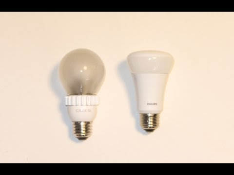 Cree Vs Philips LED Bulb Review