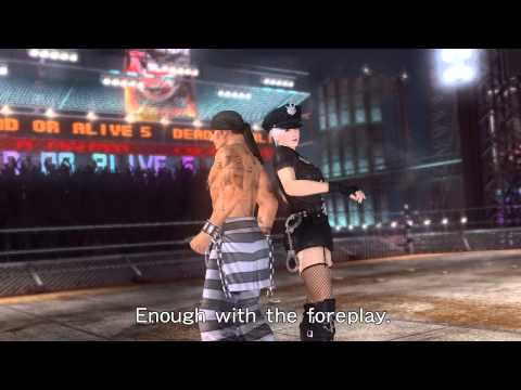 Dead or Alive 5 Ultimate - Jacky Bryant and Ein Trailer