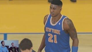 NBA 2K14 PS4 Next Gen Full Game - Knicks vs. Warriors
