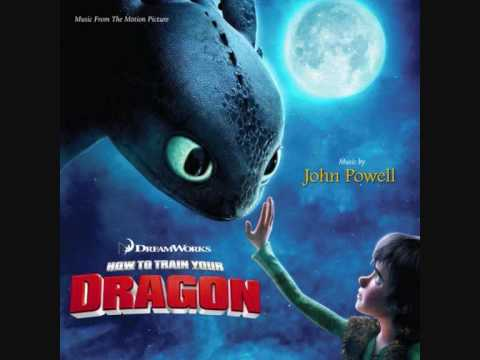 How to train your dragon Score: Where's hiccup