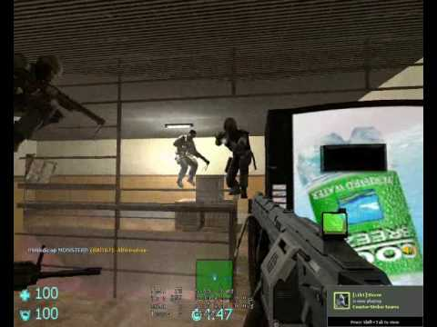 Counter Strike: Source Zombie Mod - Titanic Escape