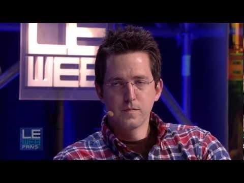 LeWeb 2011 Dave Morin, Co-Founder & CEO, Path and Loic Le Meur