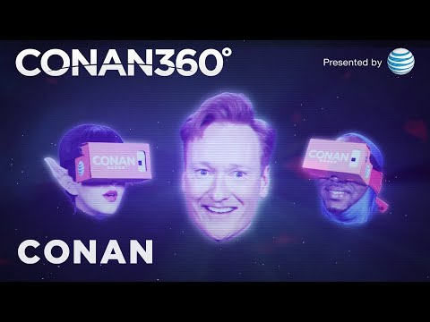 Conan360 Returns: Now With VR!