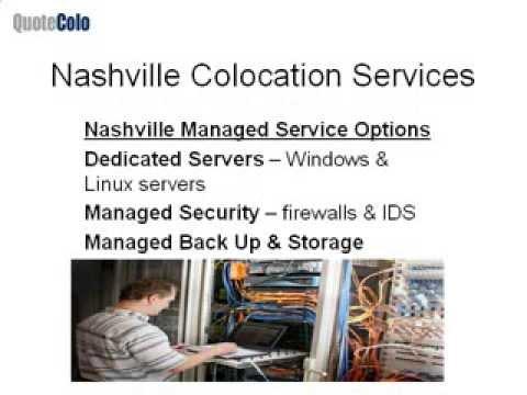 Nashville Colocation Services