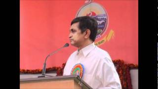 Dr Jayaprakash Narayan speaking on Swami Vivekananda and India - National Youth Day