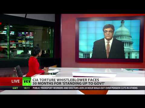 'US needs whistleblowers more than ever' - CIA veteran John Kiriakou