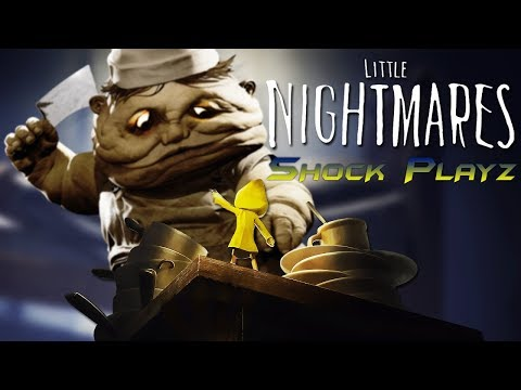 Little Nightmares: A Tiny Creepy Place (Ps4) Full Walkthrough - [Live] Stream | 30 Days Of Halloween