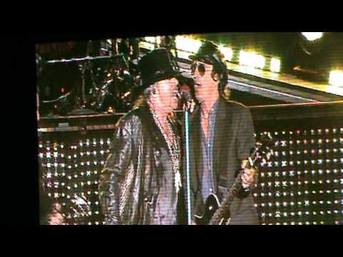 Axl Rose&Izzy Stradlin (Palma De Mallorca) :: 14 Years