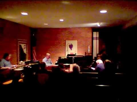 JAZZ VESPERS with Tony Thomas and Friends #7