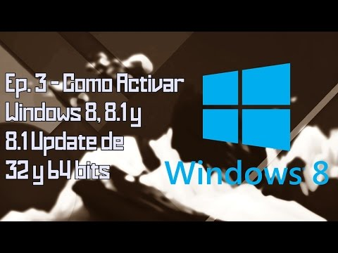 Ep. 3 - Como Activar Windows 8. 8.1. 8.1 update 1. 32 y 64 bits [Original] [Microsoft Toolkit]
