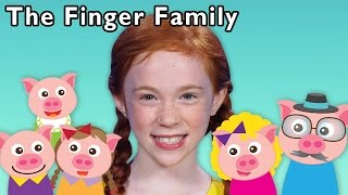 Fun Family Song | The Finger Family and More | Baby Songs from Mother Goose Club!