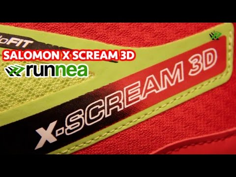 Salomon X Scream 3D, veredicto final y nota para esta zapatilla de trail urbano