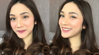 Easy Everyday Makeup Tutorial | STEFANYTALITA