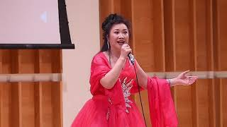 """2019 """"未名春晓·相辉晨曦""""北大复旦纽约春晚 - 歌曲《难忘今宵》"""
