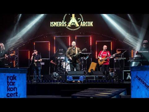 RAKTÁRKONCERT: Ismerős Arcok / Behind the scenes