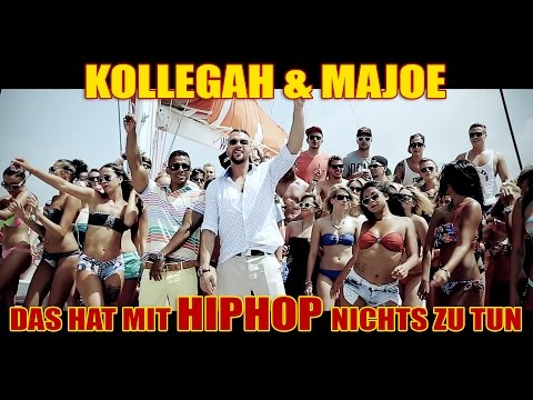 Kollegah & Majoe - Das Hat Mit Hiphop Nichts Zu Tun (official Hd) video