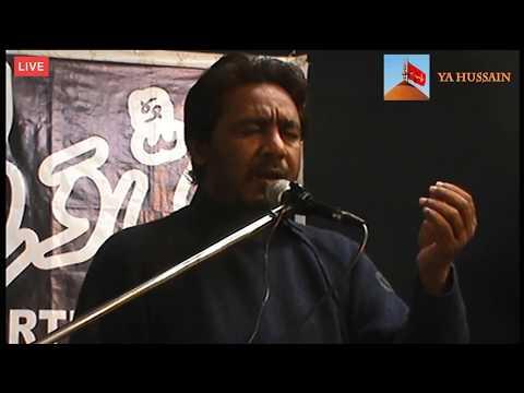 4th Muharram   Maulana Qamber Ali Rizvi   6th October 2016   Dua-e-Zehra (Northampton)