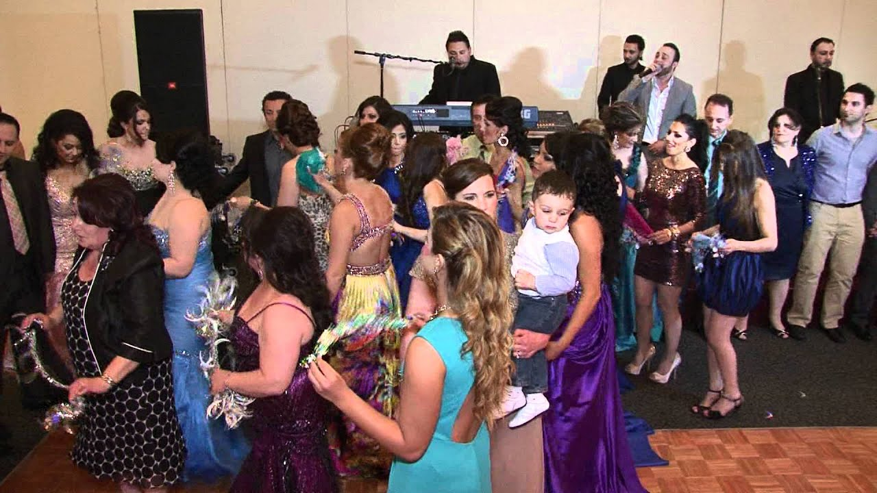 marwan amp ranias engagement party youtube