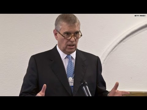 Prince Andrew Denies Underage Sex Claims video