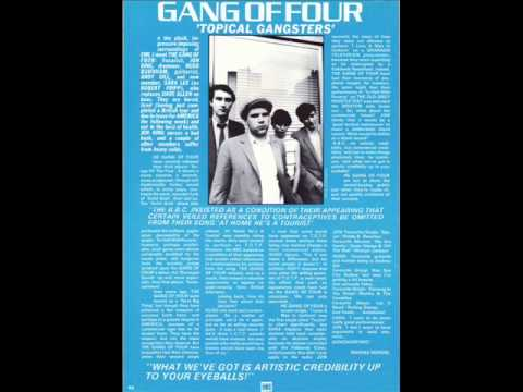 Gang Of Four - It Is Not Enough