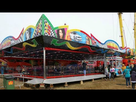 "(Brand New Ride POV!) Tommy Danter ""Dodgems"" (CBK Technik Dodgems) Caerphilly Big Cheese 2018"
