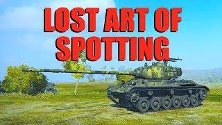 WOT - Lost Art Of Spotting | #WorldofTanks