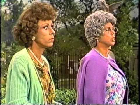 "EUNICE - Carol Burnett - a rarely seen 1979 ""Family"" sketch"