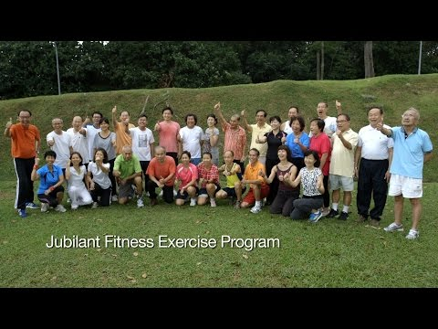 Jubilant Fitness Exercise Program