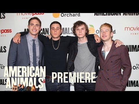'American Animals' Premiere
