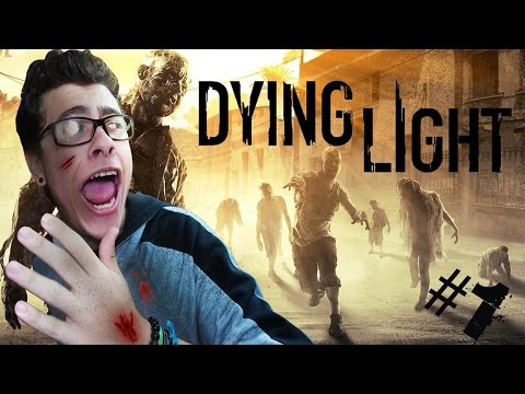 DYING LIGHT - Gameplay Do Início (Dublado e Legendado PT-BR)