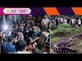 Viral Pemakaman Choirul Huda dan Buaya Mengamuk - Flash Today 19 Oktober 2017