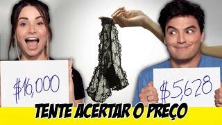DESAFIO TENTE ACERTAR O PREÇO - Namorada