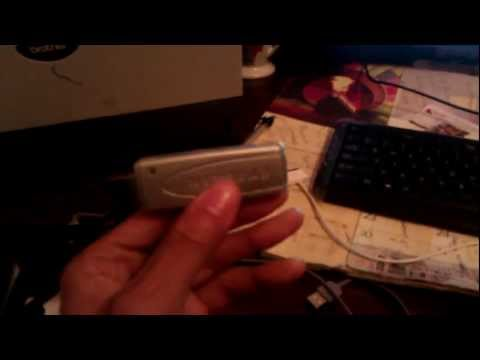 How to use a Wireless USB Adaptor as a WiFi Access point ( Laptops. ipod touch)