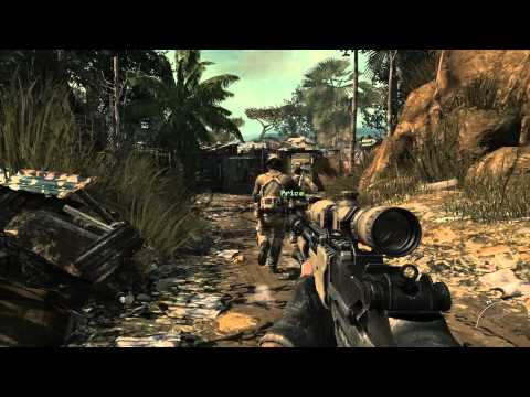 Call of Duty 8 Modern Warfare 3 - Acto 1 Mision 6 Regreso a la parrilla - Español HD Music Videos