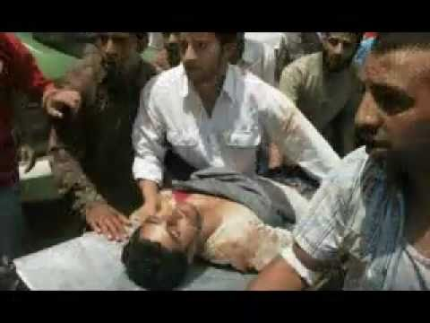 Indian Occupied Kashmir (Indian Army Terrorism)