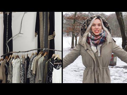 Ast-Kleiderstange | DIY | Jelena
