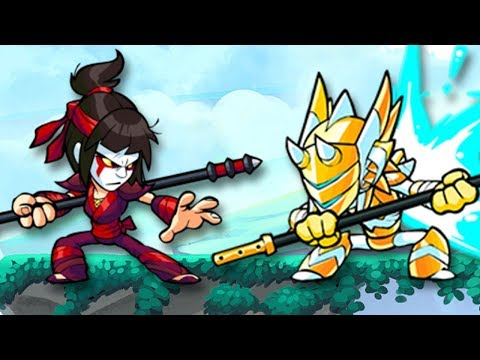 MY FIRST TIME PLAYING BRAWLHALLA