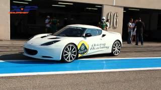 XP Développement Lotus F1 Circuit du Castellet 2011