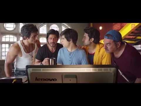 Exclusive- Happy New Year Official Trailer - Shah Rukh Khan - Deepika Padukone