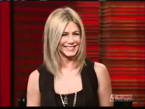 Jennifer Aniston on Live with Regis and Kelly 7/7/2011