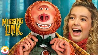 Missing Link Trailer Reaction and Behind The Scenes! GoldieBlox