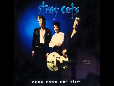 Stray Cats - Please Dont Touch