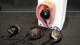 Z Review - Audeze iSine 10 & 20 [Tiny, Convenient Planar Headphones]