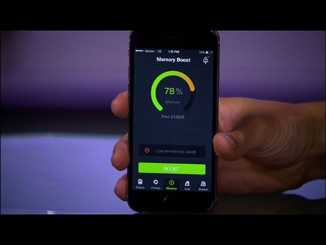 Apps to manage your phone's battery life