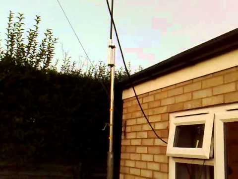 CB Radio: Update To Home Base Antenna