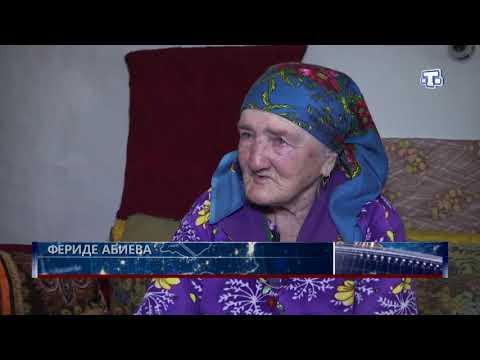 Сегодня 94-летняя Фериде Абиева голосует первая