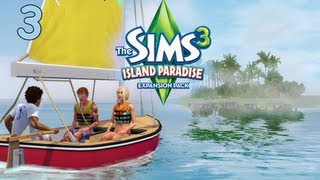 Let's Play The Sims 3 Island Paradise - (Part 3) - Lifeguard