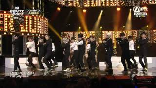 [Full HD] 140905 Super Junior 슈퍼주니어 Full Cut Up Next + Shirt + MAMACITA Mnet Mcountdown