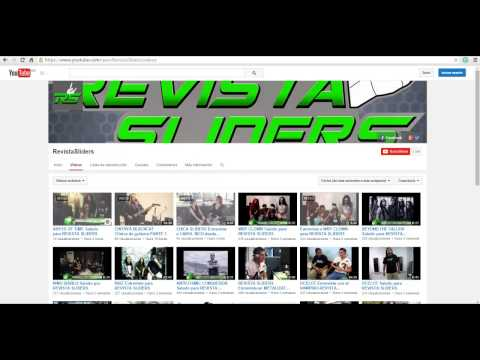 700 VIDEOS EN REVISTA SLIDERS
